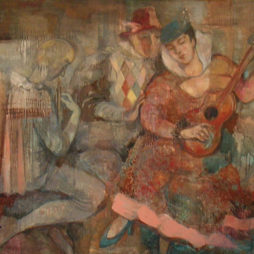 Iryna Makarova-Visheslavskaya