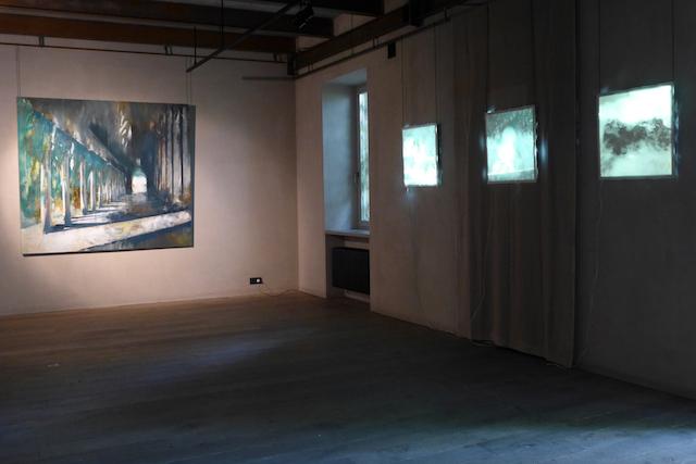 Аліна Максименко ART 14 gallery